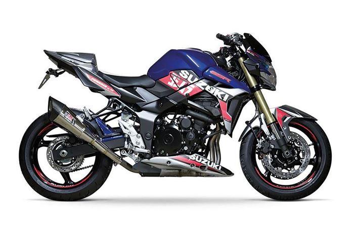 Bild von Suzuki GSR750 Yoshimura Special Edition