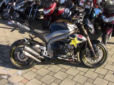 Bild von Suzuki GSX-R1000 Virus Rockstar Energy